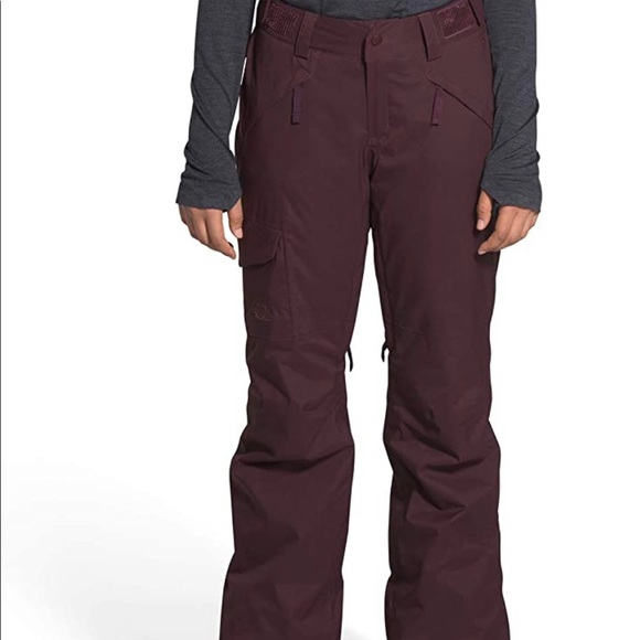 NorthFace women's freedom insulated snow pants